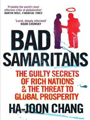 cover image of Bad Samaritans