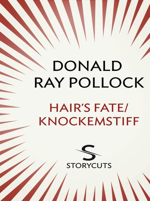 cover image of Hair's Fate/Knockemstiff