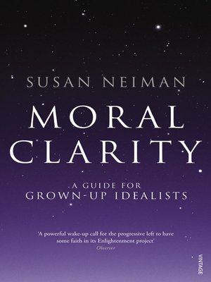 cover image of Moral Clarity