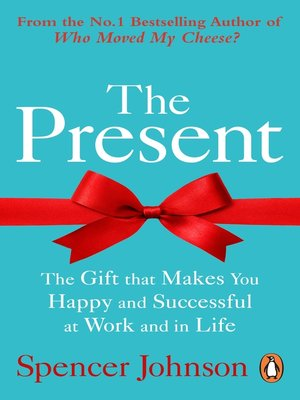The Present Spencer Johnson Ebook