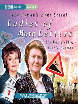 cover image of Ladies of More Letters
