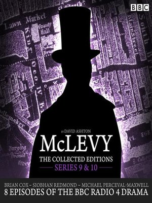 cover image of McLevy, The Collected Editions, Series 9 & 10