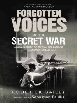 cover image of Forgotten Voices of the Secret War