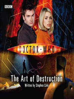 cover image of Doctor Who--The Art of Destruction