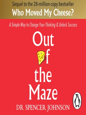 cover image of Out of the Maze