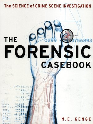 cover image of Forensic Casebook