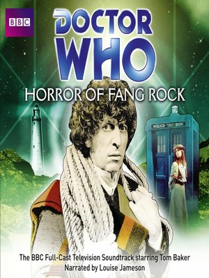 cover image of Doctor Who--Horror of Fang Rock