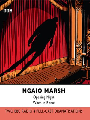 cover image of Opening Night & When In Rome