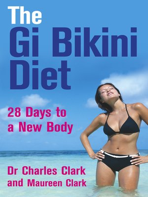 cover image of The Gi Bikini Diet