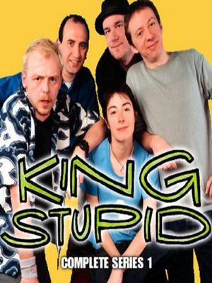 cover image of King Stupid, Series 1