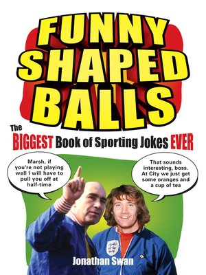 cover image of Funny Shaped Balls