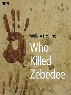 cover image of Who Killed Zebedee