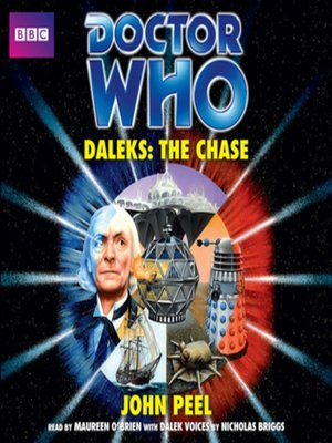 cover image of Doctor Who Daleks--The Chase