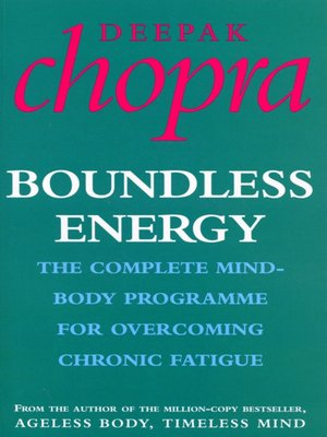 cover image of Boundless Energy