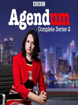 cover image of Agendum, Series 1