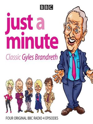 cover image of Just a Minute, Classic Gyles Brandreth