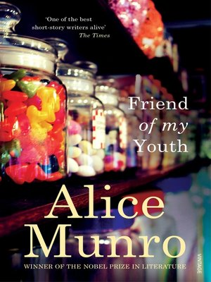 cover image of Friend of My Youth