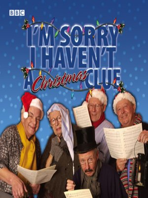 cover image of I'm Sorry I Haven't a Christmas Clue