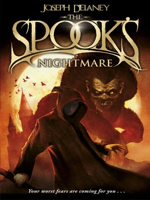 cover image of The Spook's Nightmare