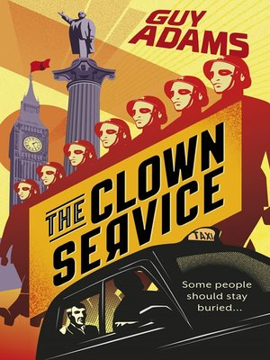 cover image of The Clown Service