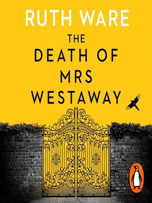 cover image of The Death of Mrs Westaway