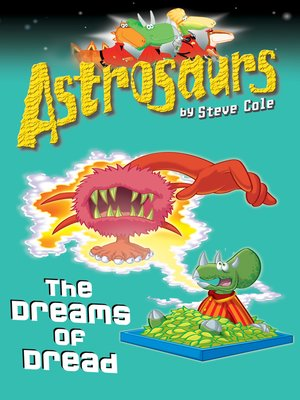 cover image of Astrosaurs 15