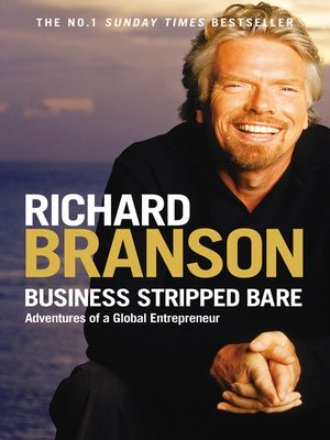 cover image of Business Stripped Bare