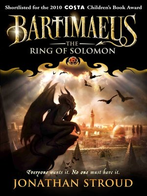 Ring Of Solomon Ebook