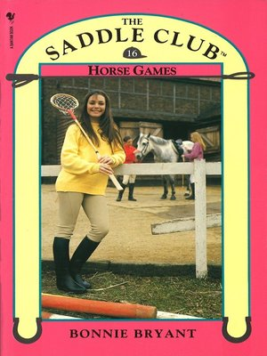 cover image of Horse Games