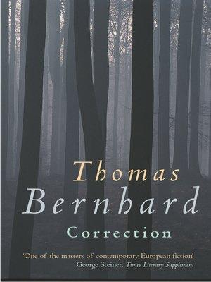 Thomas bernhard overdrive rakuten overdrive ebooks audiobooks correction fandeluxe Choice Image