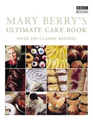 cover image of Mary Berry's Ultimate Cake Book