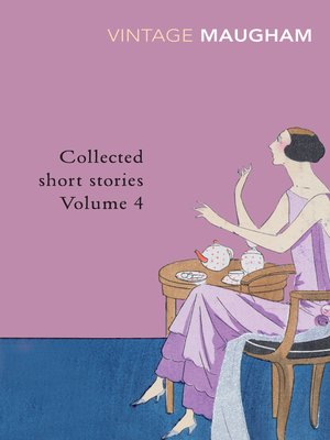 cover image of Collected Short Stories Volume 4