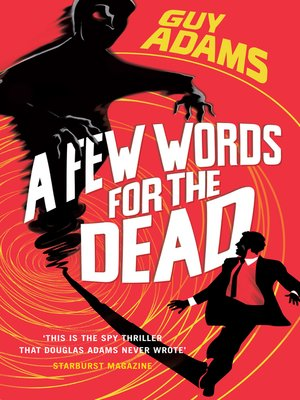 cover image of A Few Words For the Dead