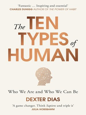 cover image of The Ten Types of Human