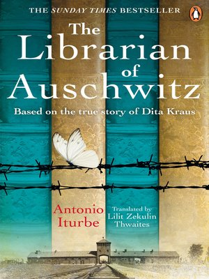 cover image of The Librarian of Auschwitz