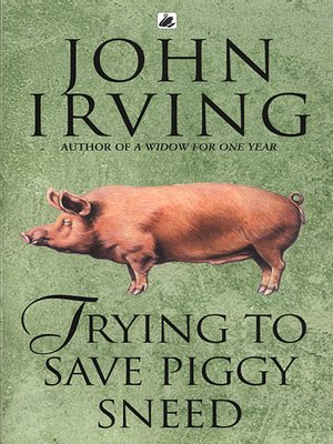 cover image of Trying to Save Piggy Sneed