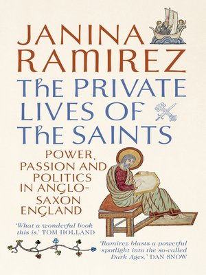 cover image of The Private Lives of the Saints