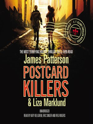cover image of Postcard Killers