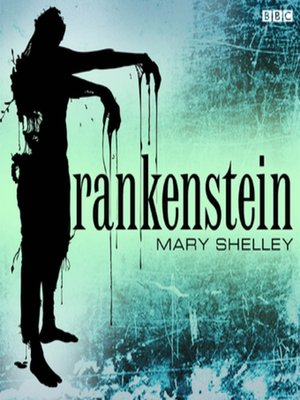 cover image of Frankenstein