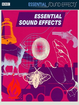 cover image of Essential Sound Effects