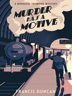 cover image of Murder has a Motive