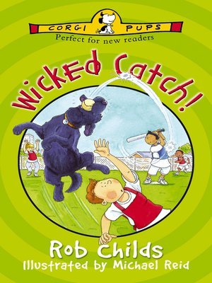 cover image of Wicked Catch!
