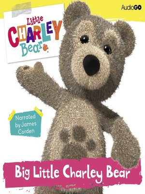 cover image of Big Little Charley Bear