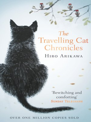 cover image of The Travelling Cat Chronicles