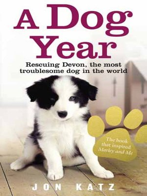 cover image of A Dog Year