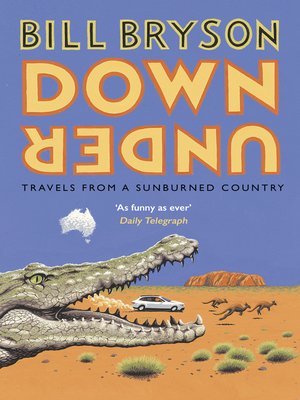 cover image of Down Under