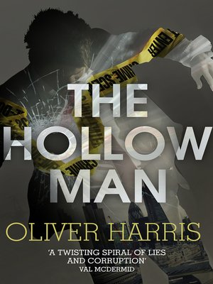 The Hollow Man By Oliver Harris Overdrive Rakuten Overdrive