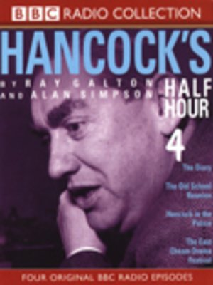 cover image of Hancock's Half Hour, Series 4