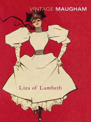 cover image of Liza of Lambeth