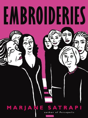 cover image of Embroideries